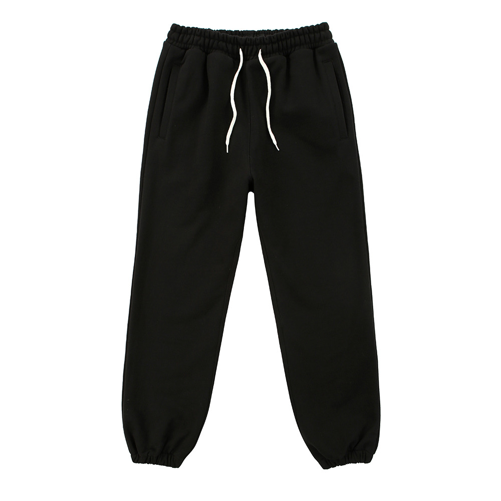 [Art if acts]  Heavy Sweat Pants Black