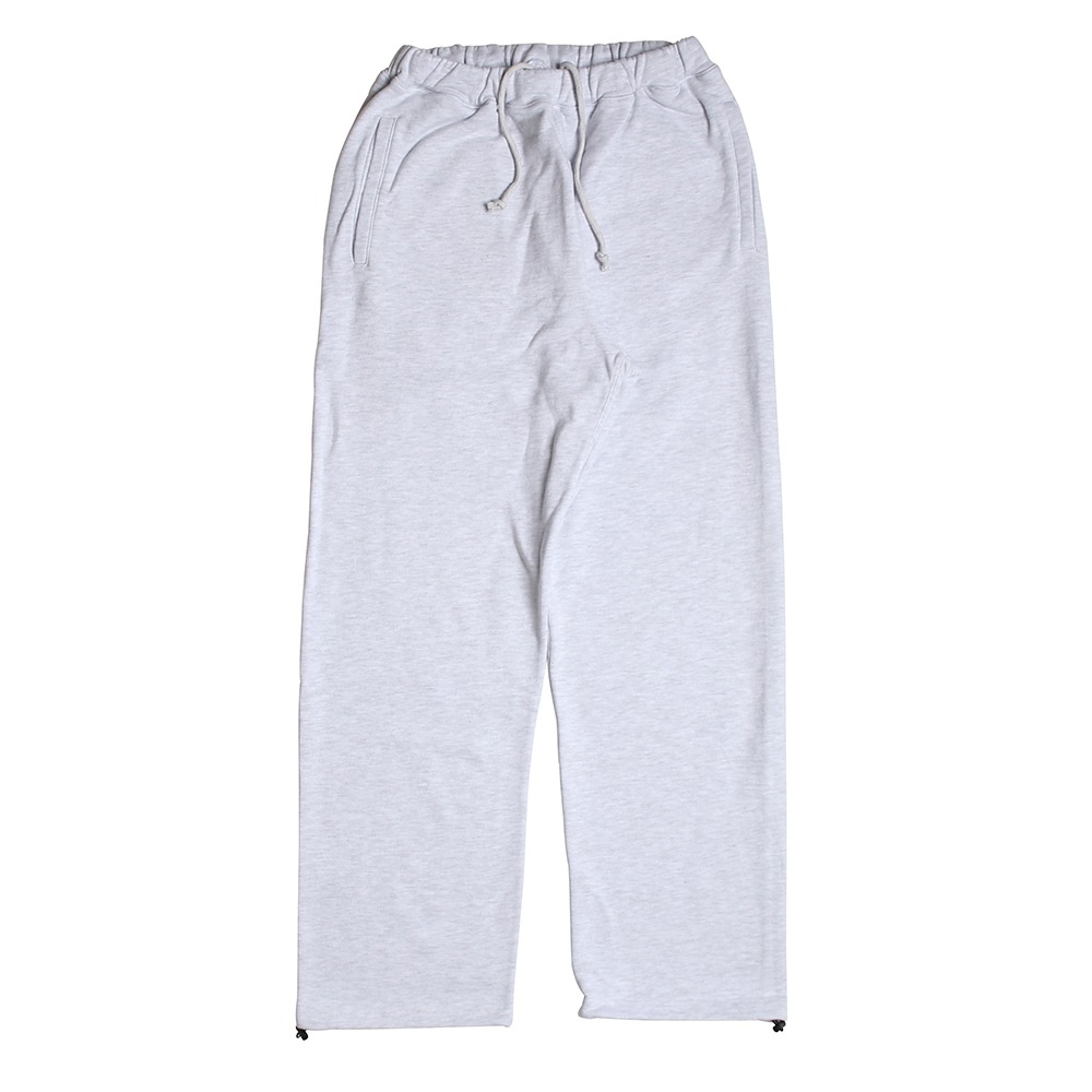 [Steady Every Wear]  Daily Sweat Pants White Melange