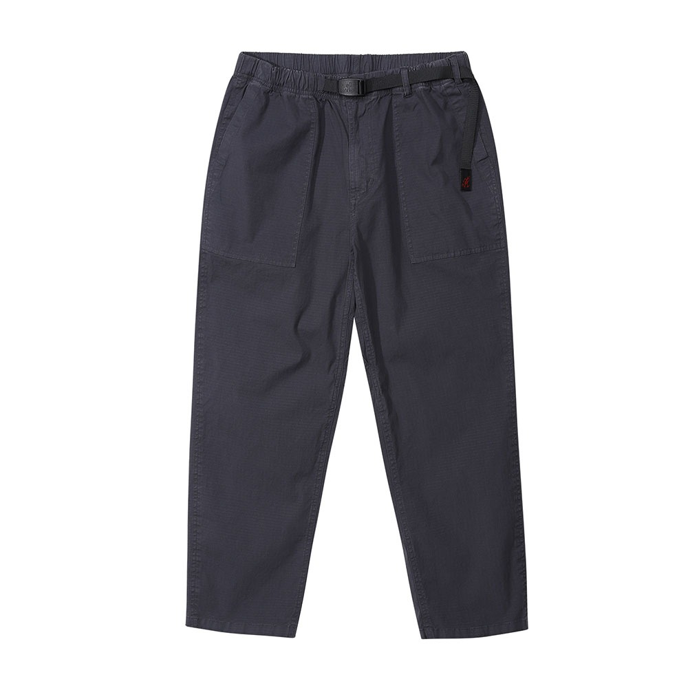 [Gramicci]  Ripstop Loose Tapered Pants Ink
