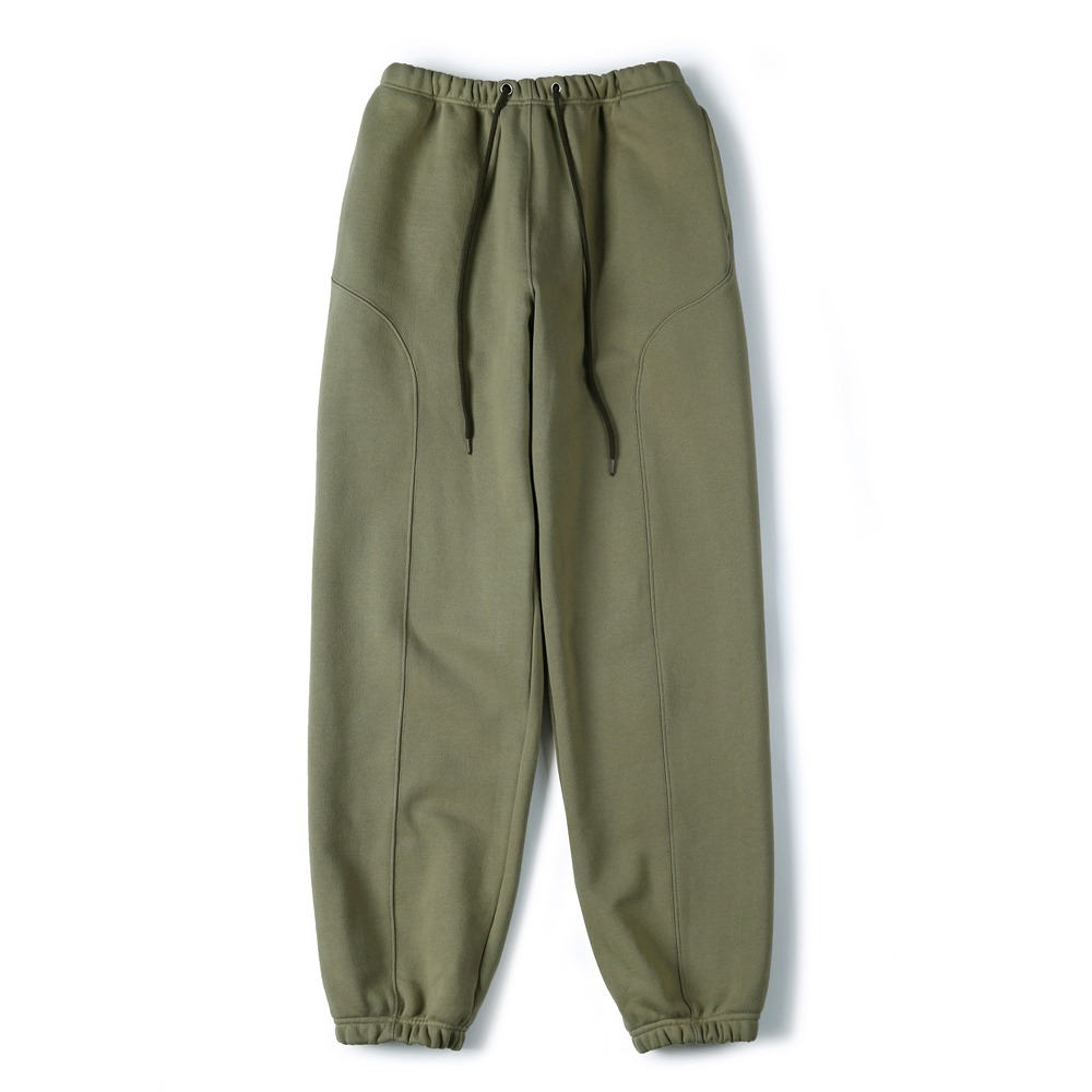 [Shirter]  Heavyweight Sweat Pants Khaki