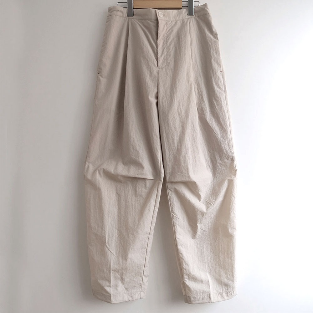 [Bearded Kid]  Rustle Pants Ivory Cream
