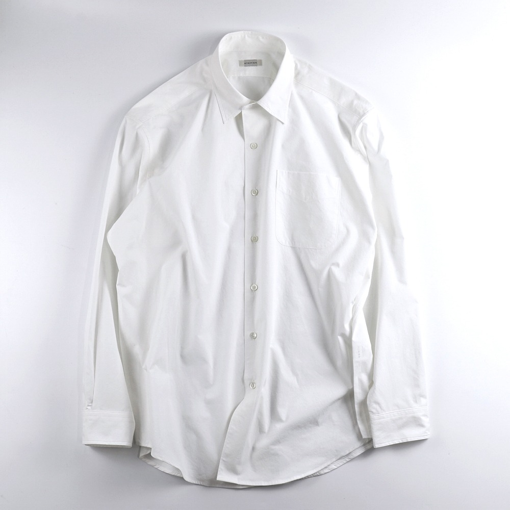[Slick And Easy]  Lightweight Jolie Shirt Off White
