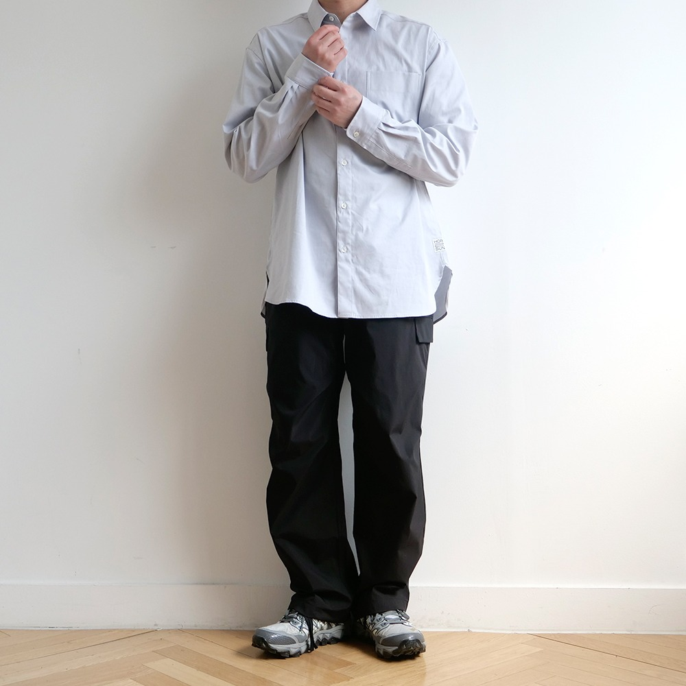 [Shirter]  Solotex Field Pants Black